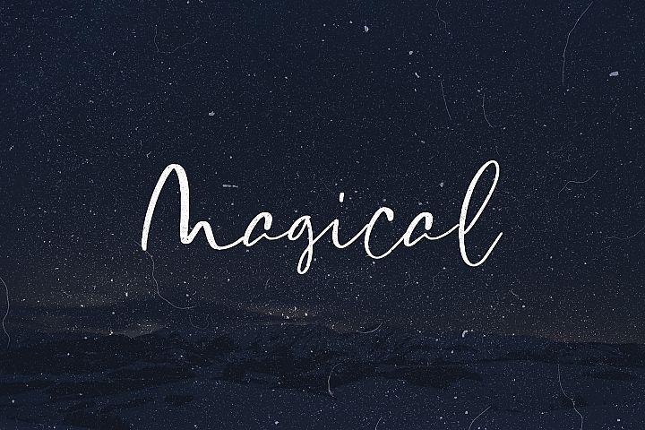 Magical Font Set