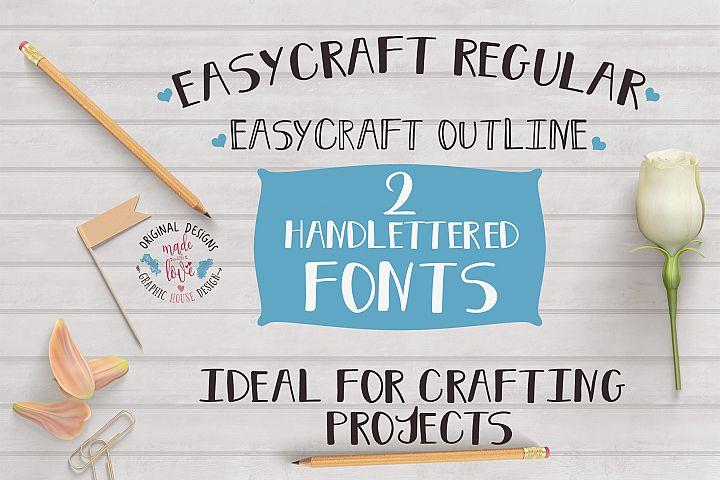 Easycraft Font