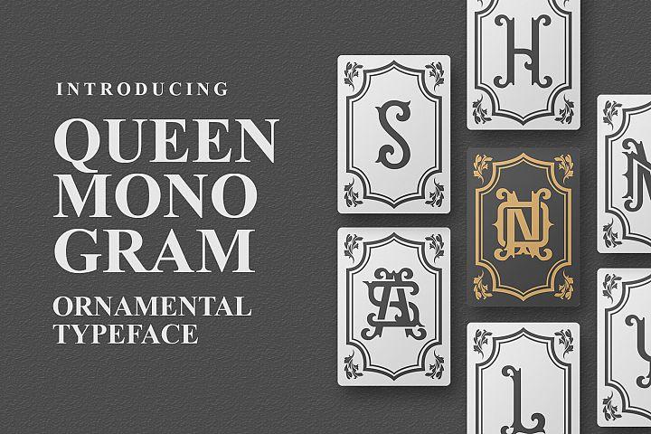 Queen Monogram