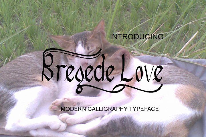 Bregede Love
