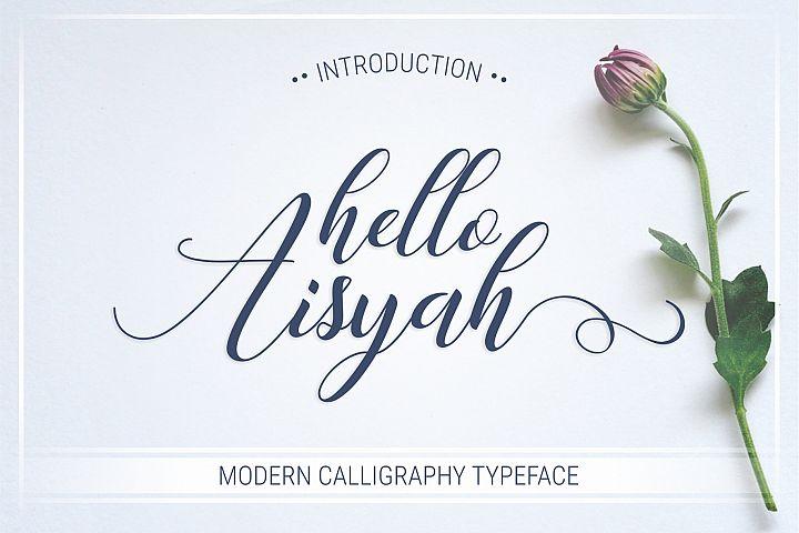 Hello Aisyah