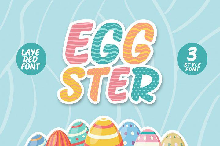 Eggster Display