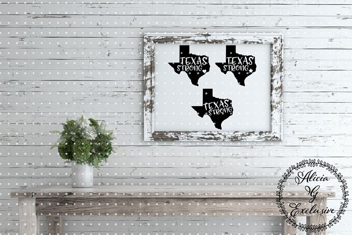 Texas Strong 2 Set