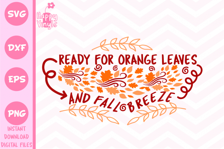 Fall SVG Autumn SVG