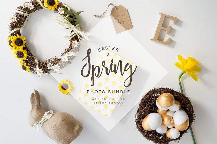 Easter & Spring Photo Bundle