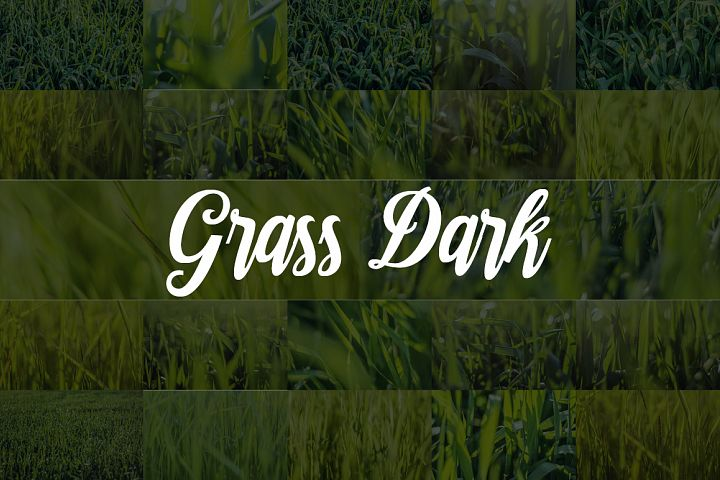 88 HD Grass Backgrounds Set example 3