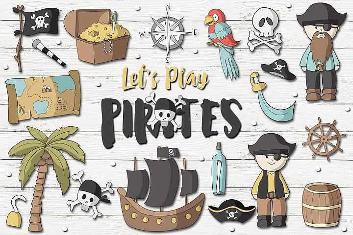 Lets Play Pirates