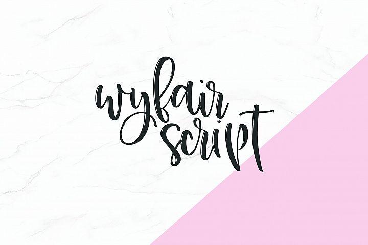 Wyfair Script