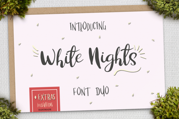 White Nights + Extras