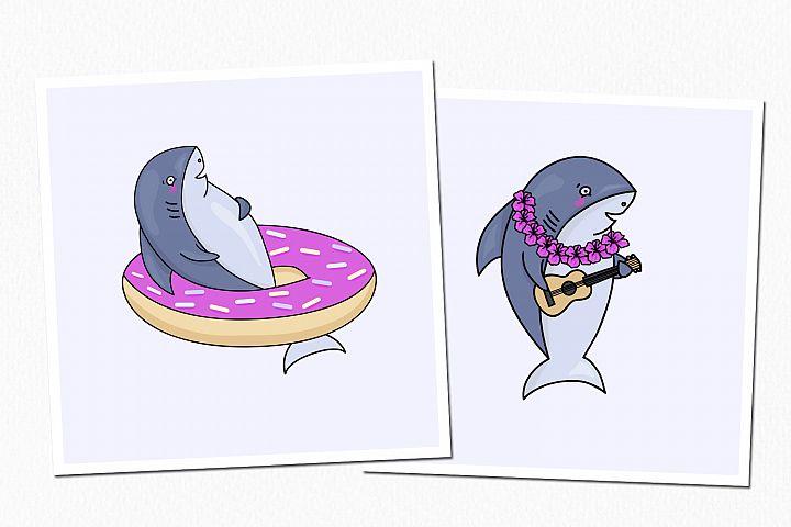 One Happy Shark example 6