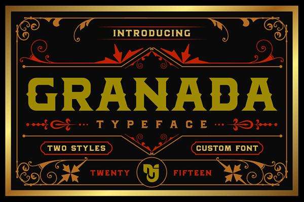 Granada Regular And Spurs