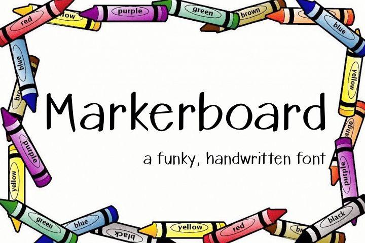 Markerboard