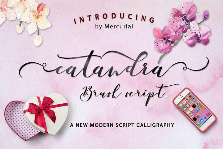 Catandra Script