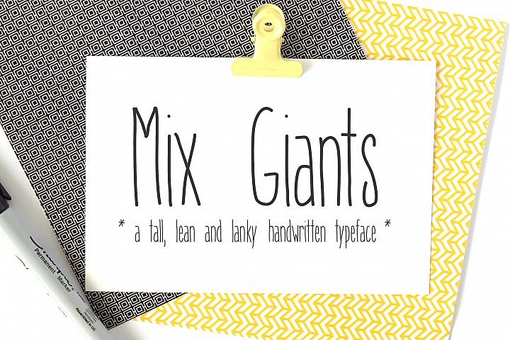 Mix Giants
