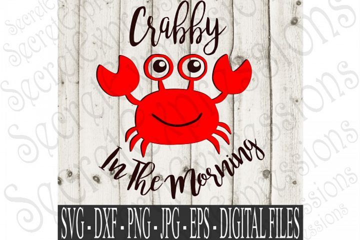 Crabby in the Morning
