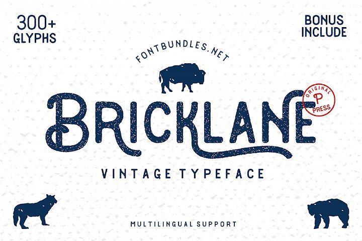 Bricklane + Bonus
