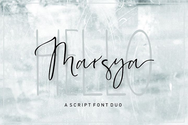 Marsya Script