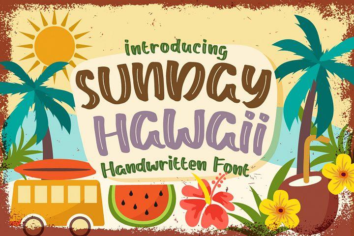 Sunday Hawaii