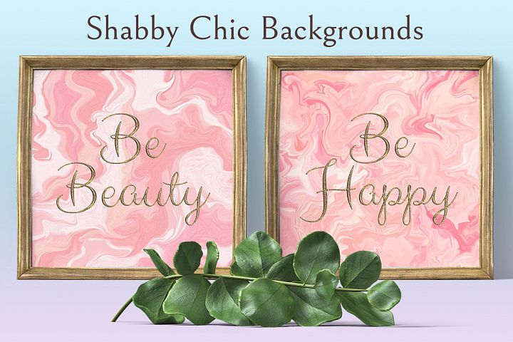 Shabby Chic Backrounds example 2