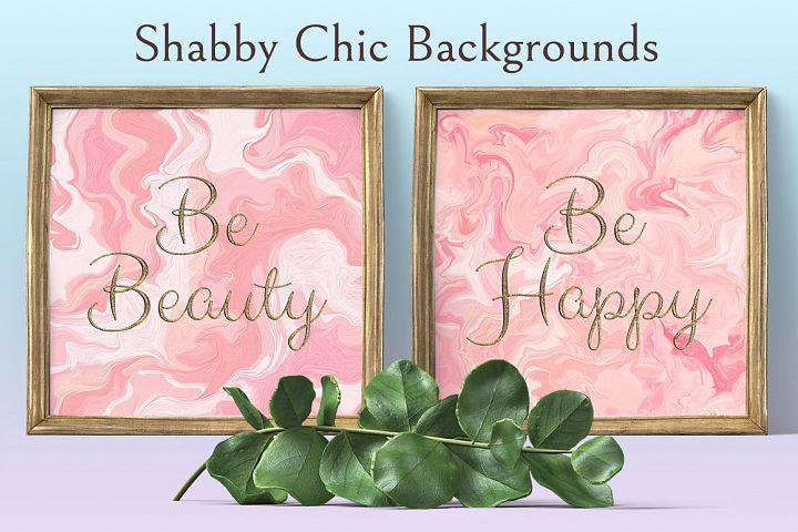 Shabby Chic Backrounds example 2