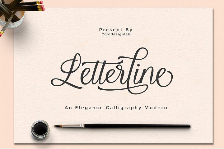 Letterline Script