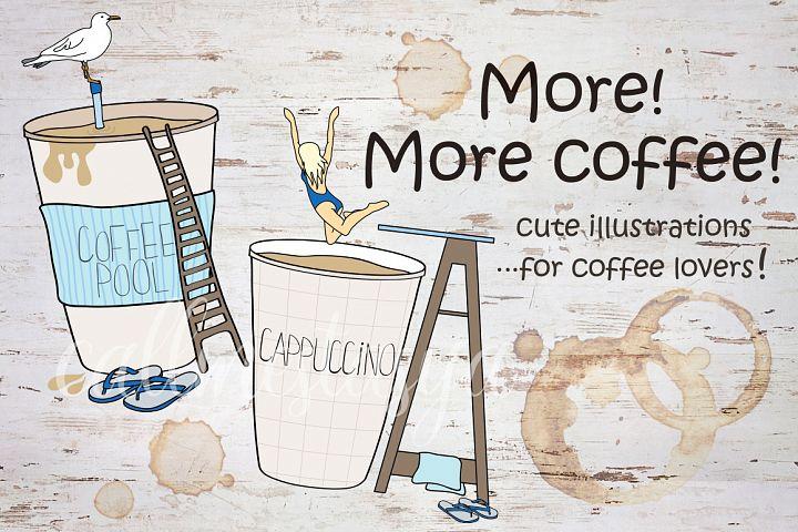 More!More coffee!