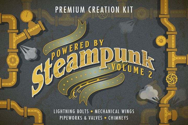 Steampunk Bundle Volume 2