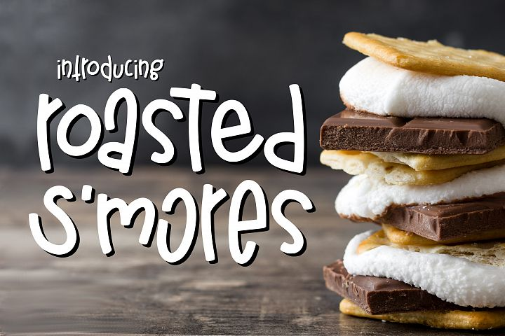 Roasted Smores
