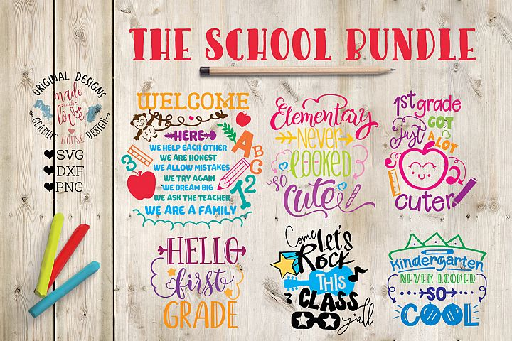 The School Bundle