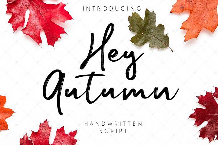 Hey Autumn
