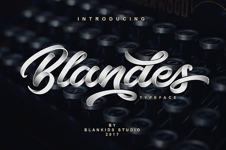 Blandes