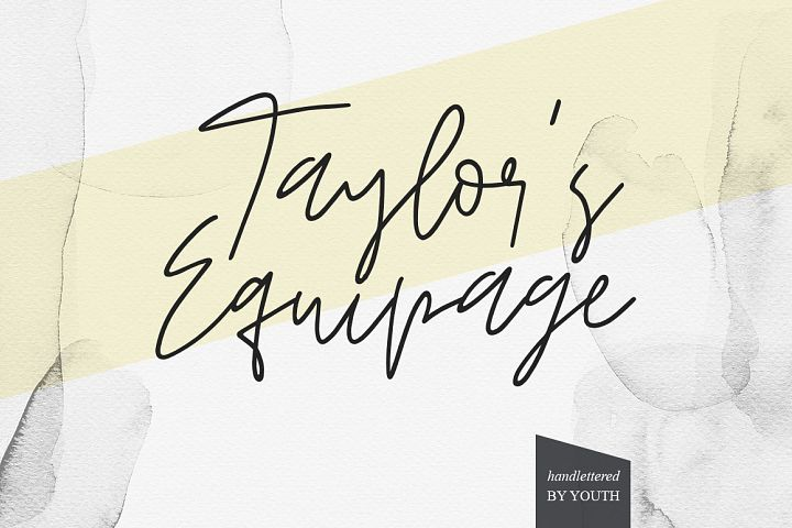 Taylors Equipage