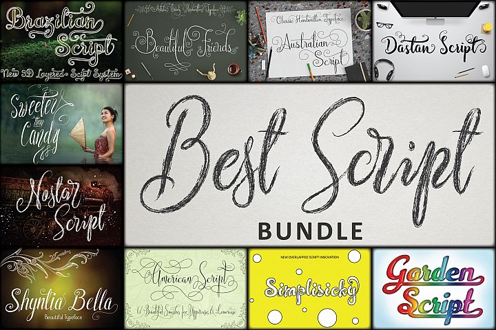 10 Best Script Bundle
