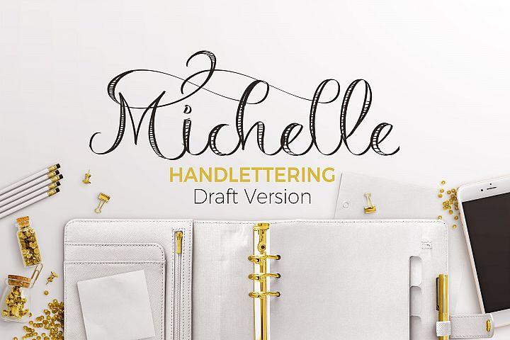 Michelle Handelettering