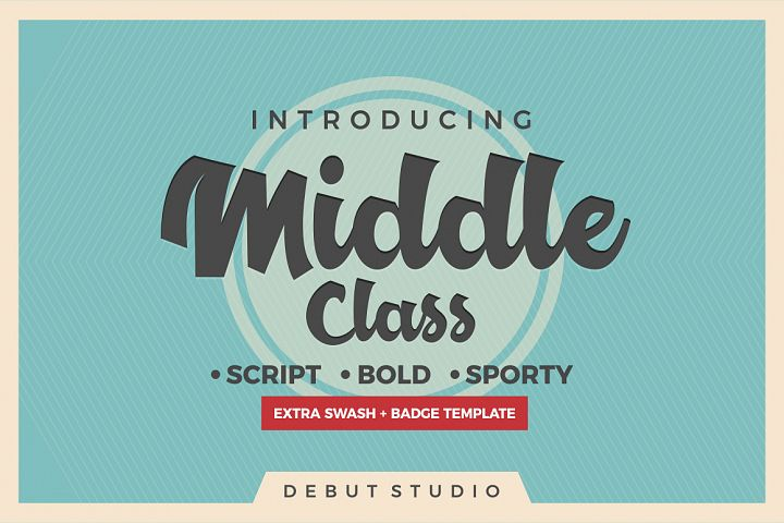 Middle Class Script + Extra