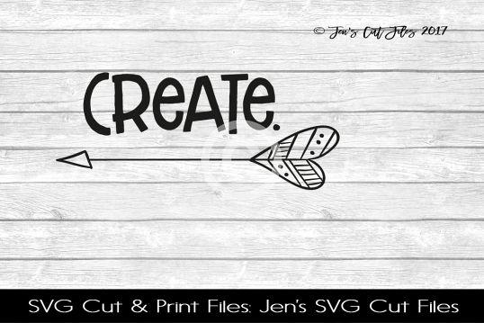 Create SVG Cut File