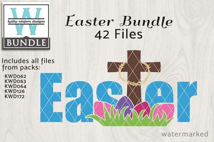 Easter Cutting File Bundle KWDB009