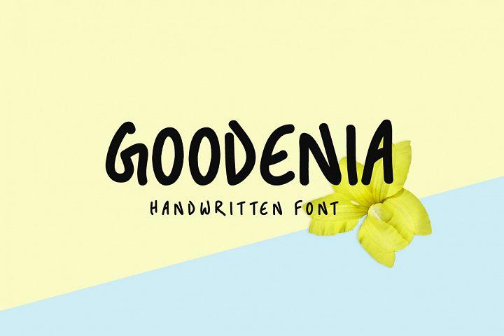 Goodenia