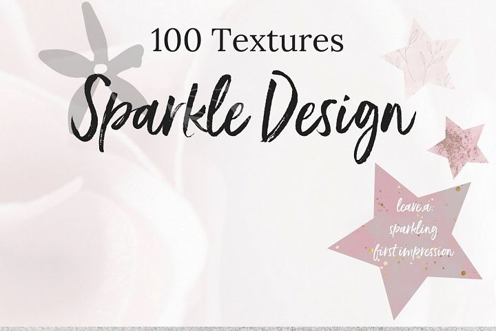 The sparkle texture pack