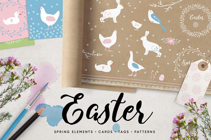 Easter & Spring time set