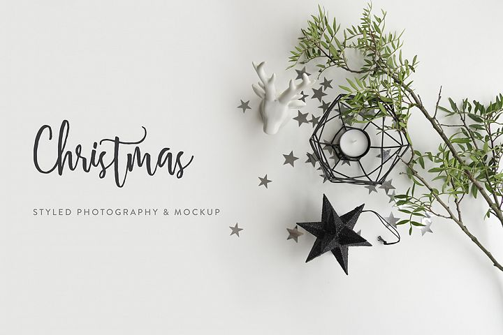 Christmas Styled Photo&Mockup #02