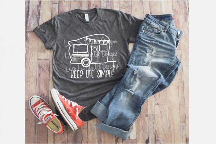 Keep Life Simple Camper