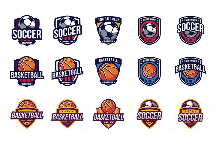 70 American Logo Sports example 1