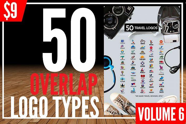 50 Travel Logo Templates Vol.6