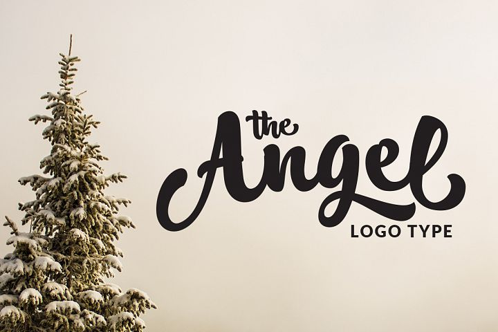 The Angel (Logotype)