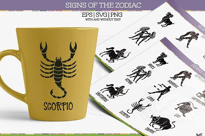 Zodiac Shapes