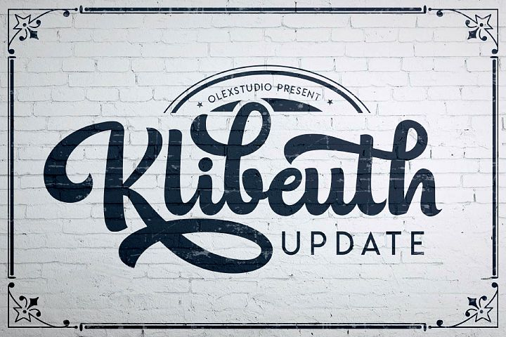 KLIBEUTH script - update