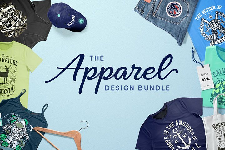 Apparel Design Bundle