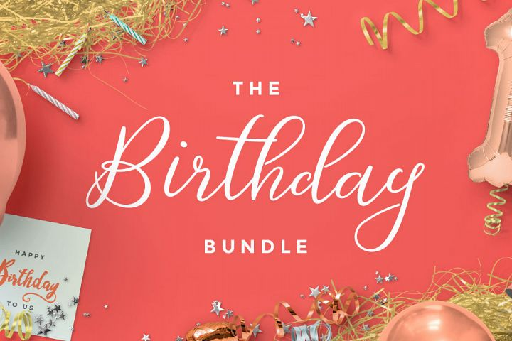 The Birthday Bundle