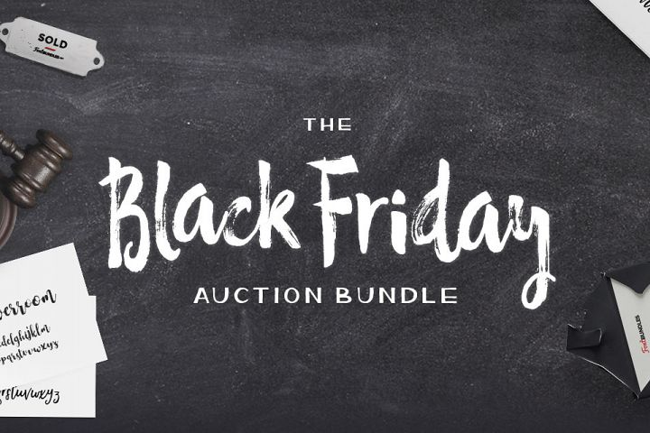 Black Friday Auction Bundle